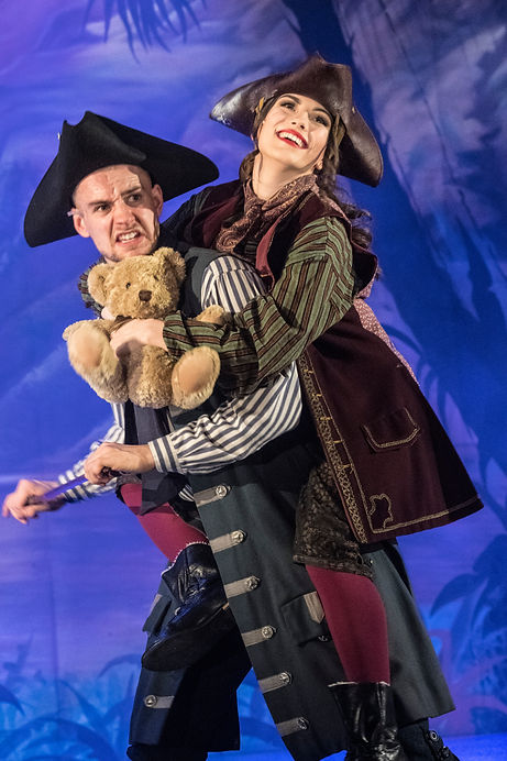 NTR Peter Pan - Smee (Joshua Crowther) &