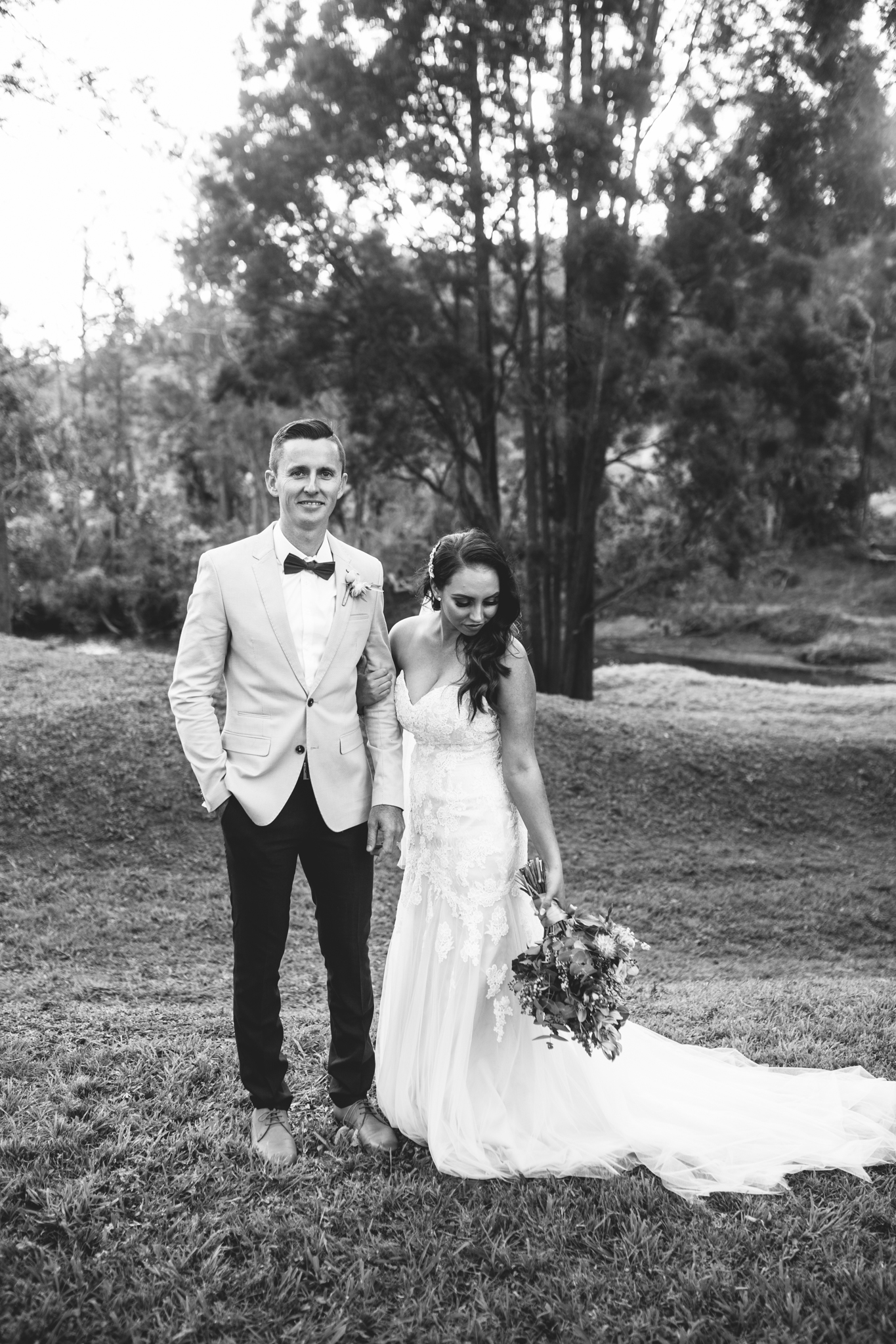 Paul & Selinia's Riverwood Wedding