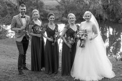 Karepa and Emma's Riverwood Wedding