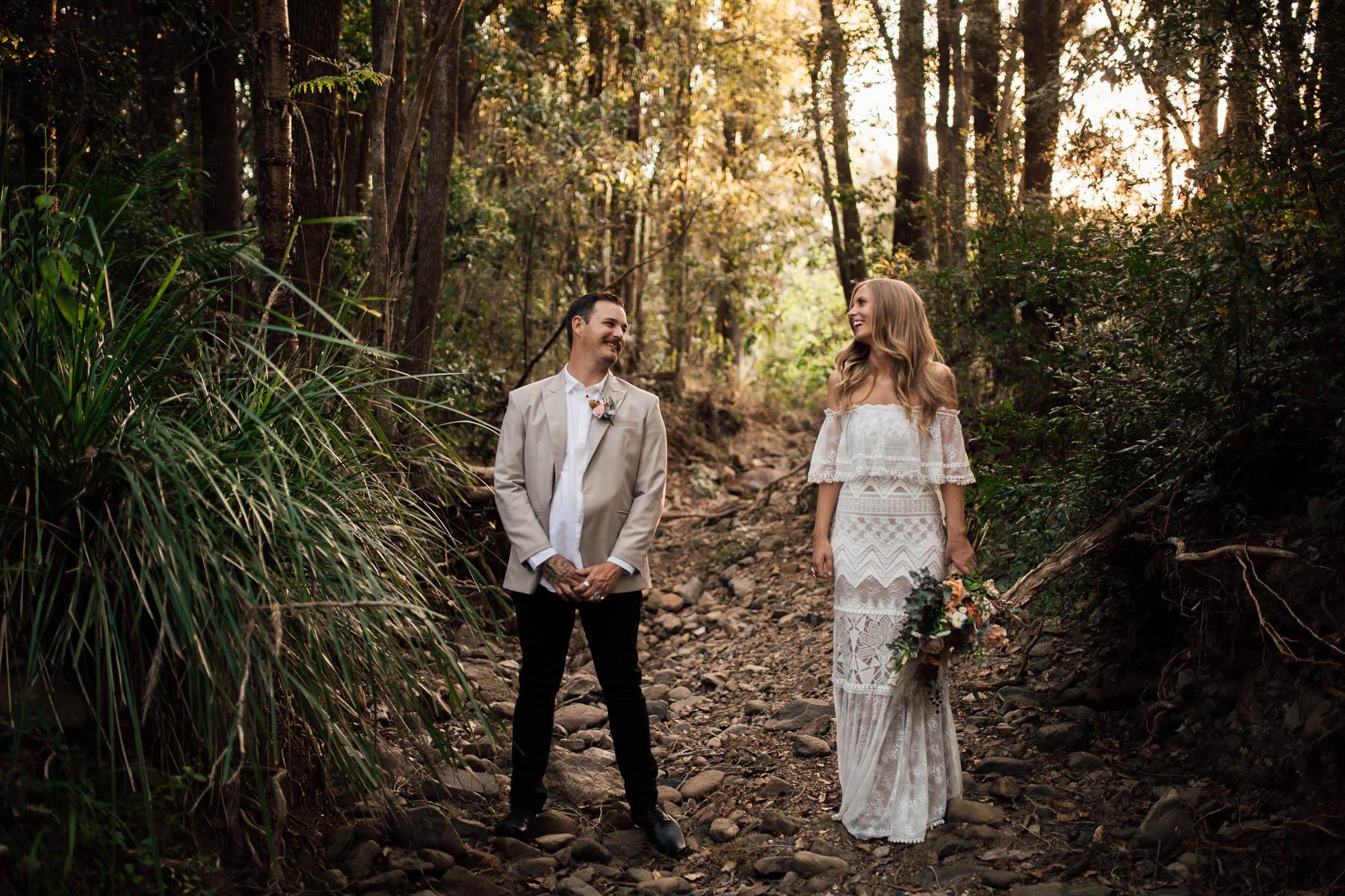 Riverwood Wedding GEMMA + JOSH