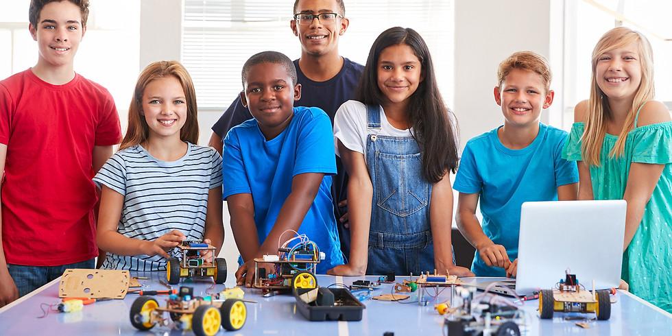 Ealing Maths & Robotics Clubs  - NOW ONLINE!