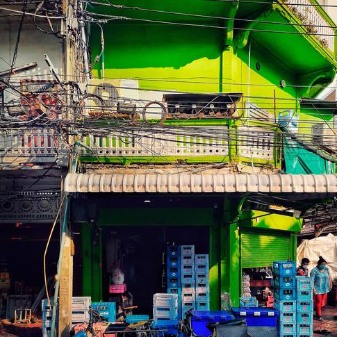 Streets of Bangkok #161930