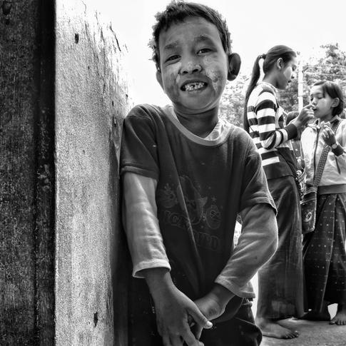 Streets of Bagan #103012