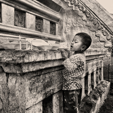 Streets of Bagan #101712