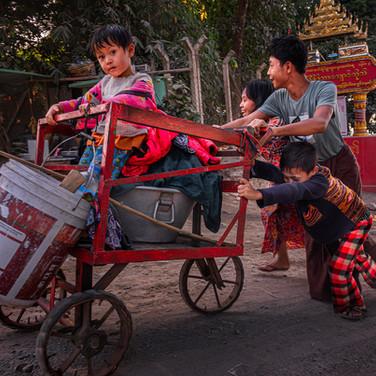 Streets of Mandalay #2228
