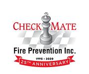 Checkmate 25th Anniversary Logo - Transp
