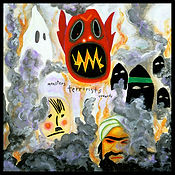 acrylic painting, acrylic, painting, painting on board, painting on Masonite, monster, demon, devil, Nazi, Nazis, Neo-Nazi, hate groups,hate crime, terrorists, 9/11, suicide bombers, KKK, white supremacists, Expressionism, modern Expressionism, Michigan artist, primitive art, fine art, fine art collage, fran mason, fran mason illustration