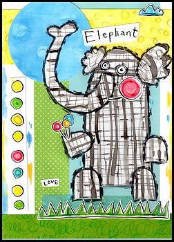 elephant love CARD+border.jpg