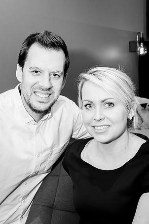 Caroline &Vincent de Home by us