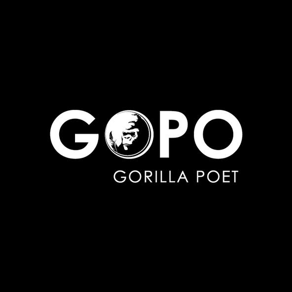 Logo design for Gorilla Poet Productions