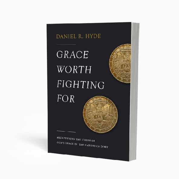 Book Cover: Grace Worth Fighting For