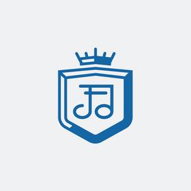 Logo design for Jubilate Deo Music Camp