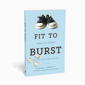 Book Cover: Fit to Burst