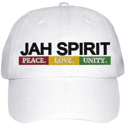 Jah Spirit Hat - White