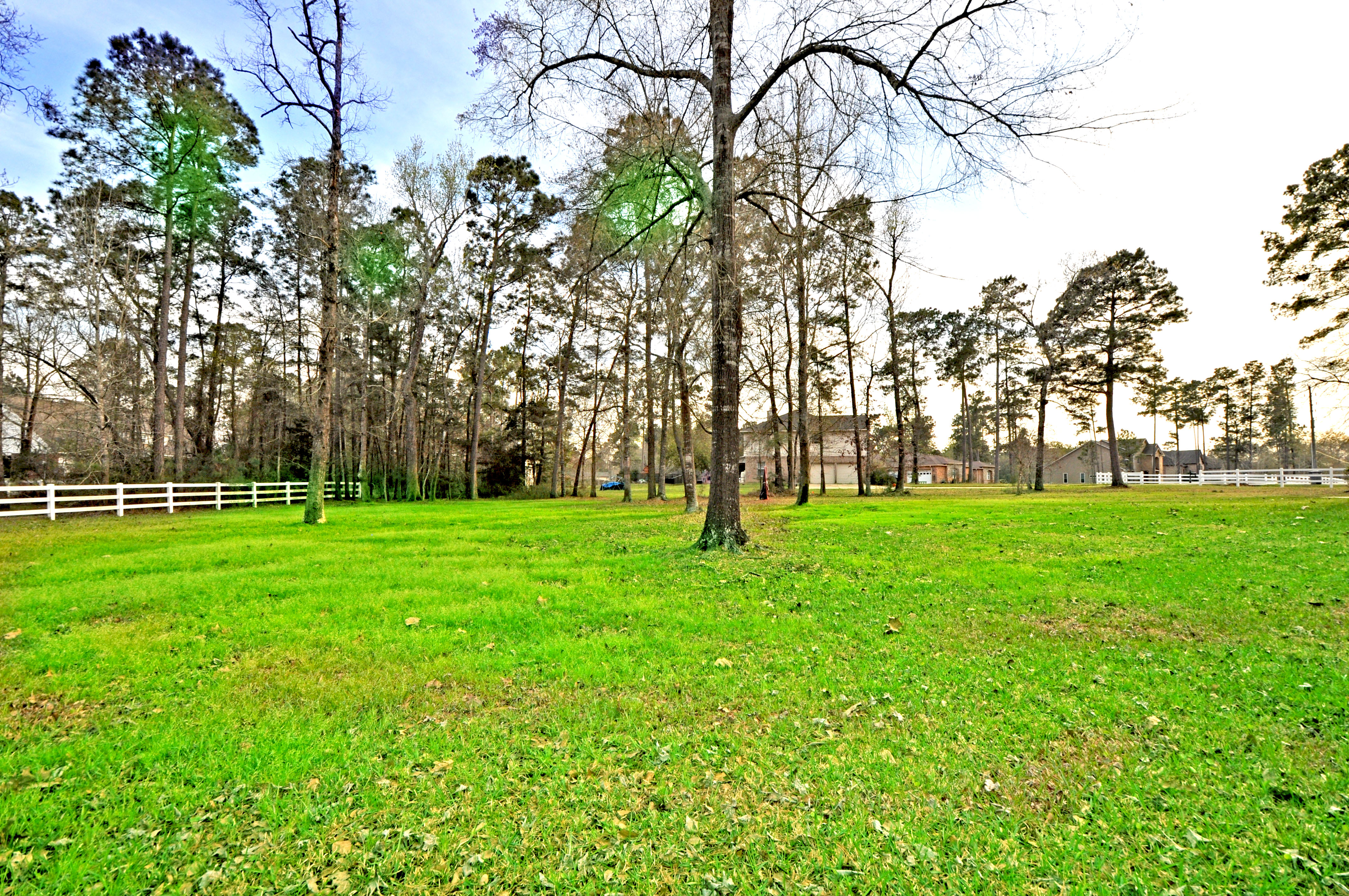 Property sits on one acre