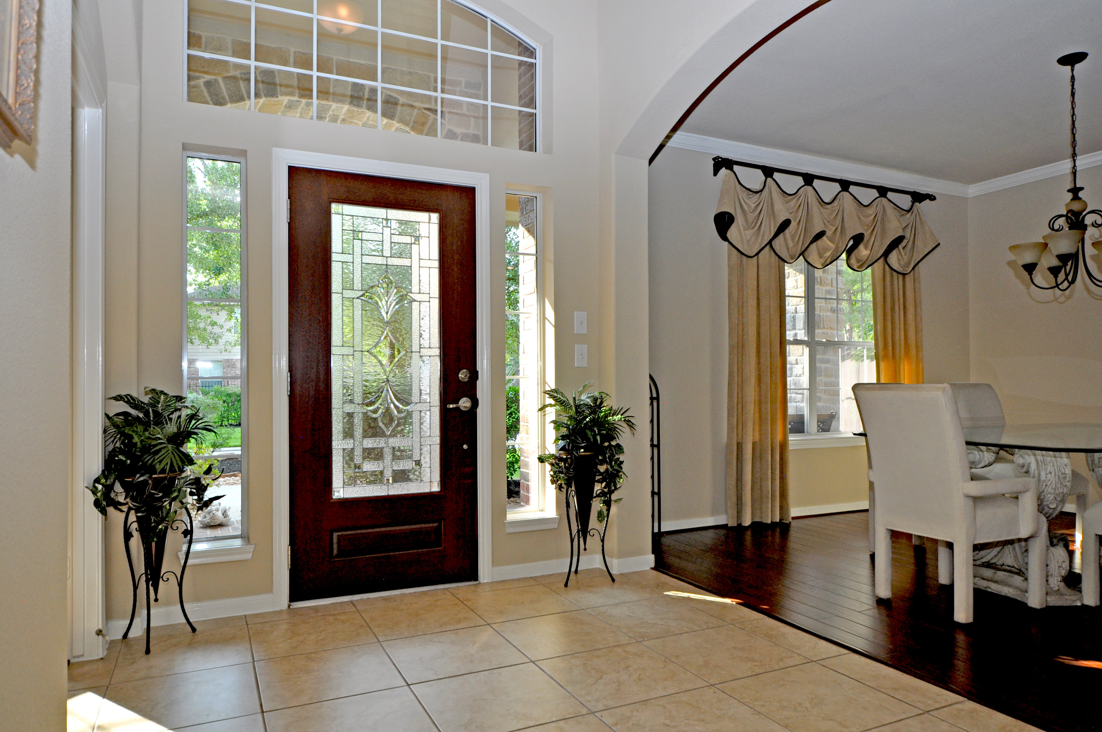 Foyer and Formal Dining - Copy