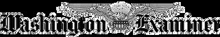 Image description: logo of Washington Examiner newspaper