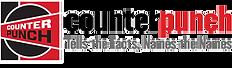 Image description: logo of CounterPunch