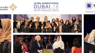 GLOBAL WOMEN'S FORUM – DUBAI Gözlemlerim