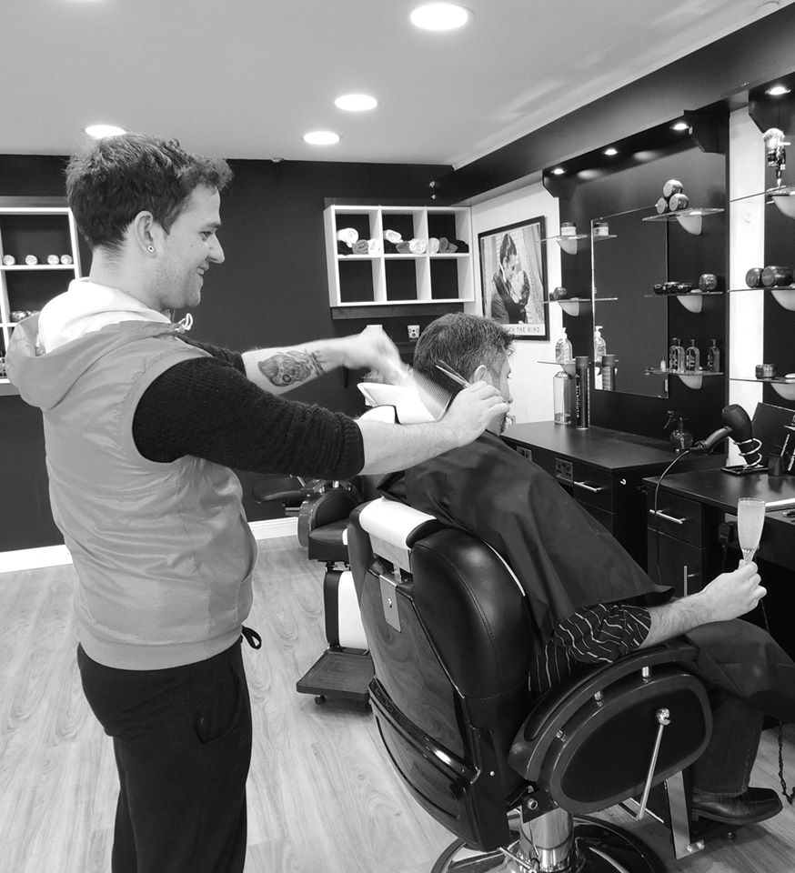 Client: Barbers Ink