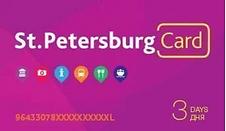 SAINT PETERSBURG CARD