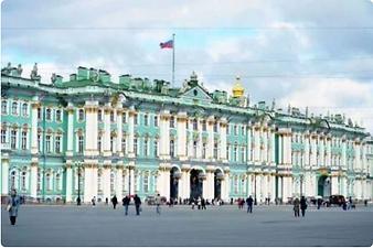 Saint Petersburg Taxi to Hermitage