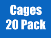 20 Cage Visits