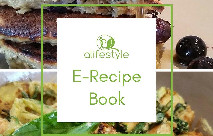 e-Recipe Book