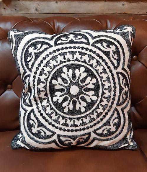 Coussin motif mandala