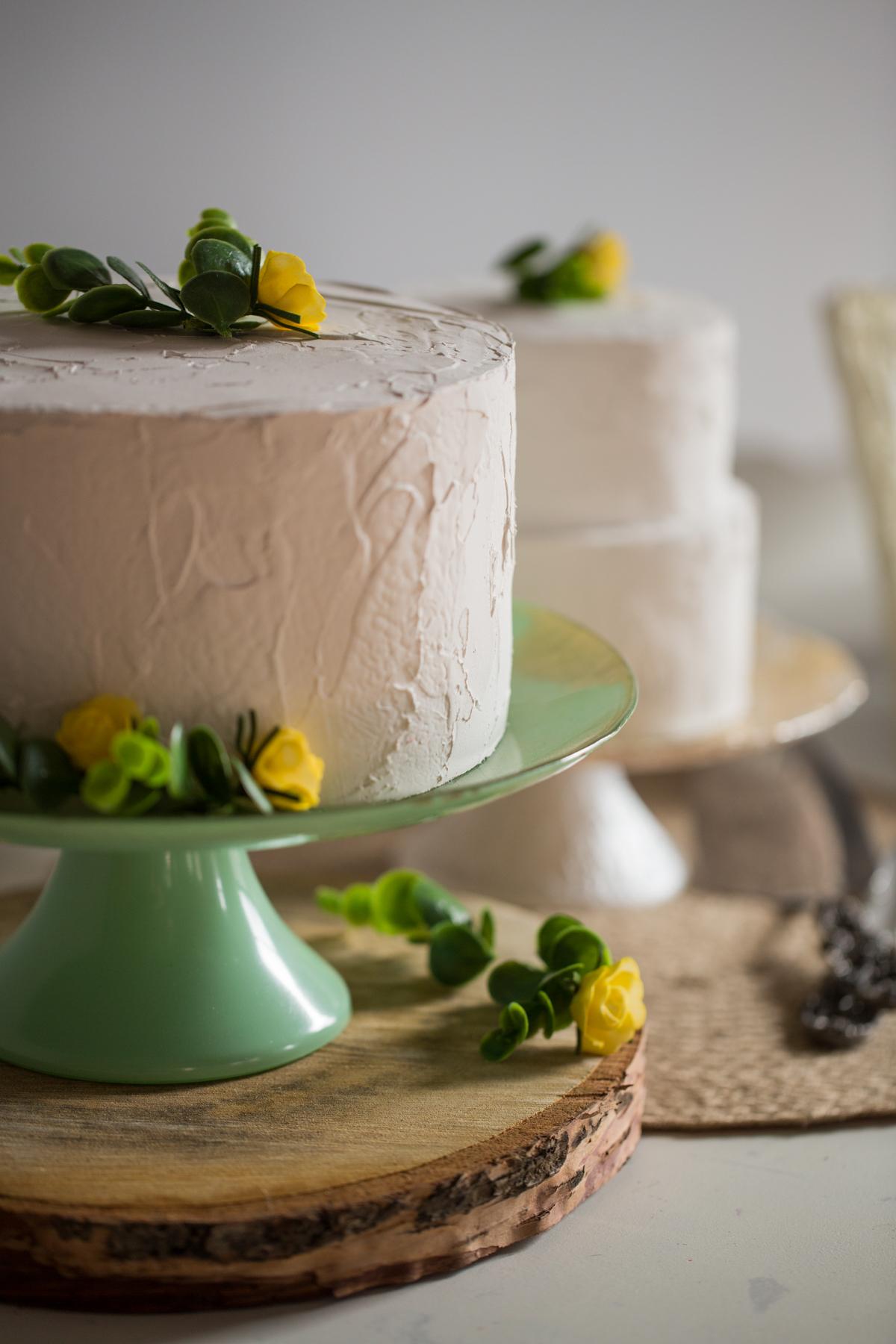 Assiettes à gâteaux