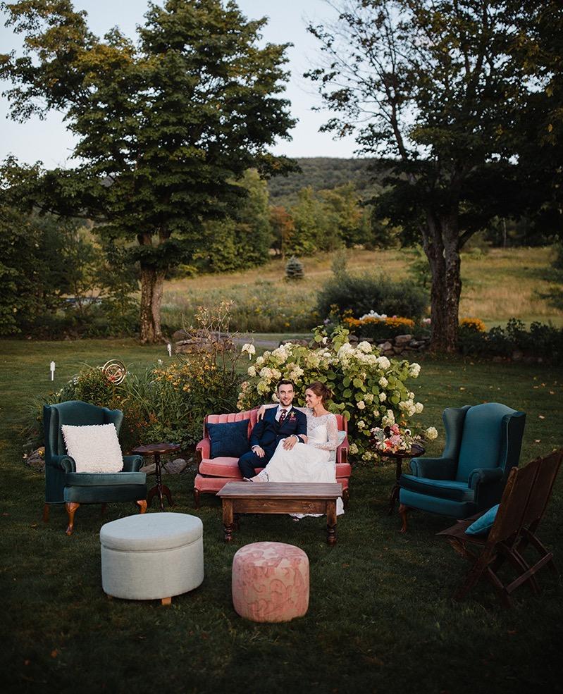 Lounge extérieur