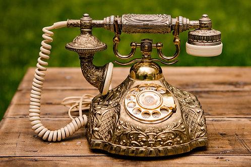 Téléphone antique 1