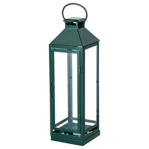 Lanterne haute verte