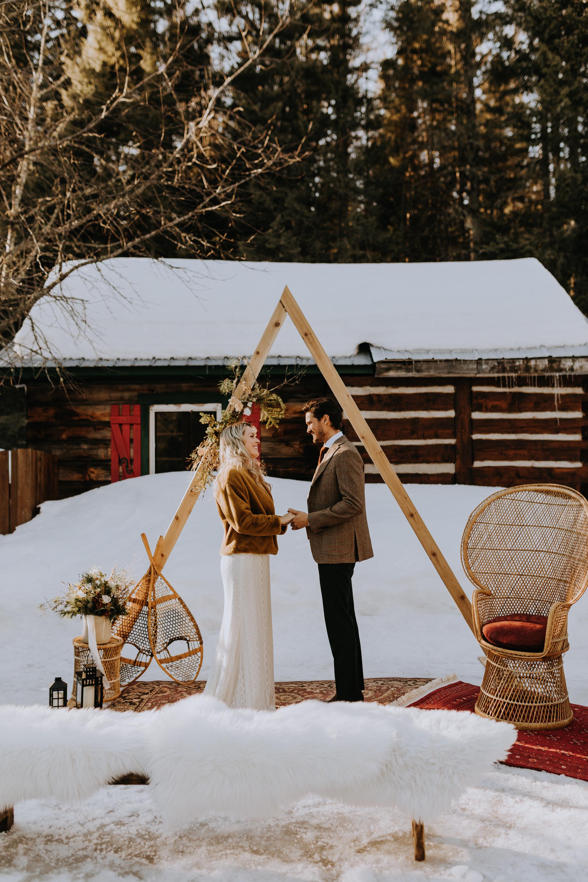 Mariage Créatif / La Petite Canadien