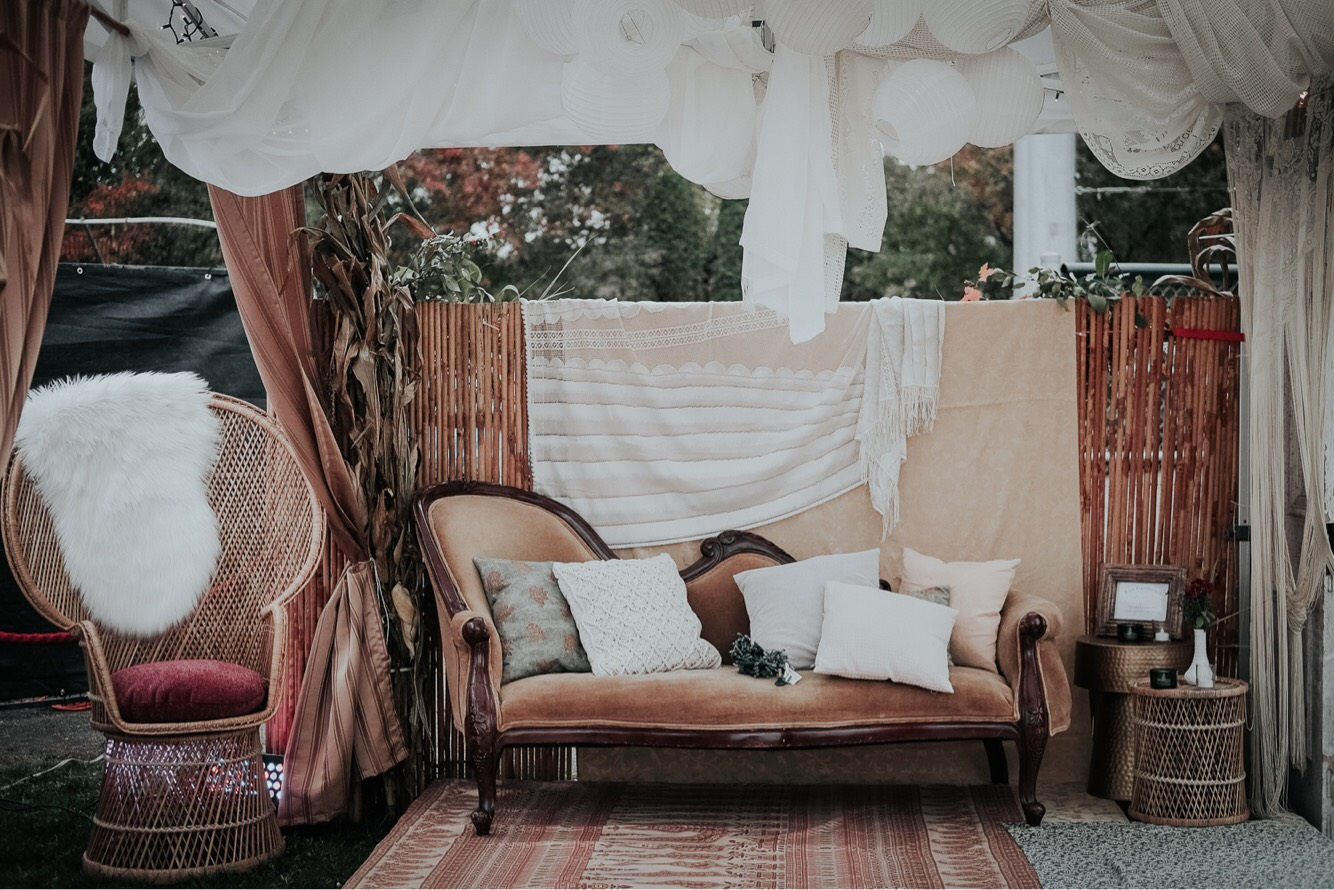 Le Esmond / Décor boho