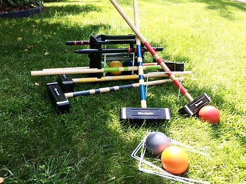 Jeux de croquet