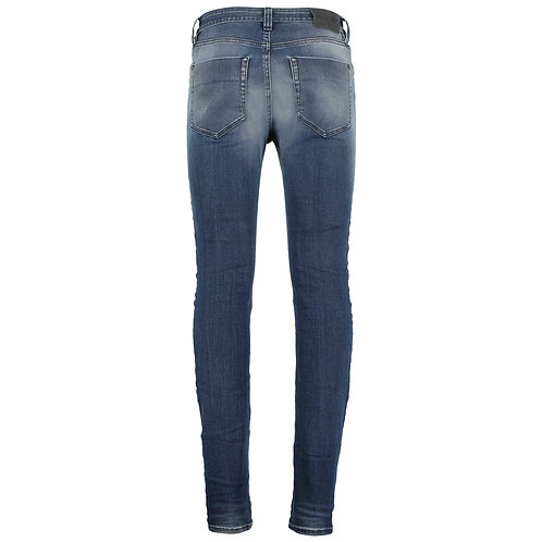 STARDUST Mens superior Slim Leg Stretch Jeans
