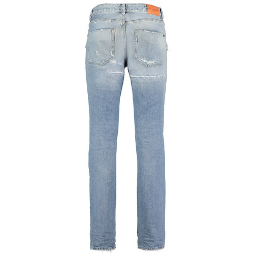 MASTERPIECE Mens authentic Slim Leg Jeans