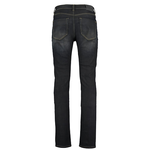 CAPTAIN Mens superior Slim Leg Stretch Jeans