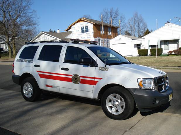 2007 Dodge Durango Chief's Car