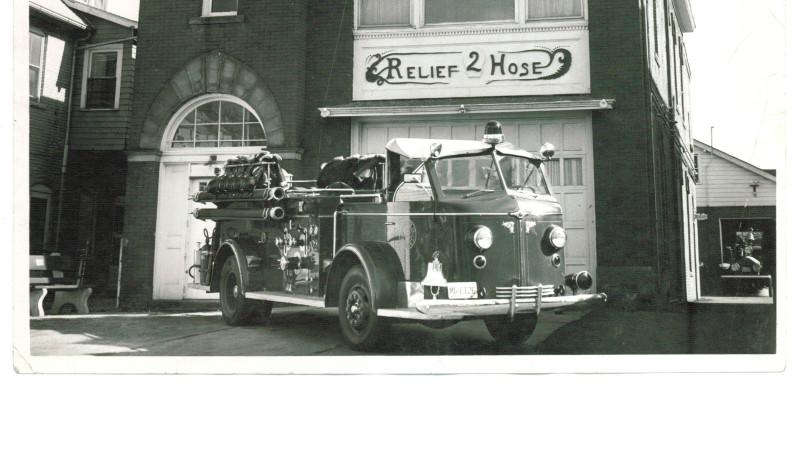 1947 American LaFrance 750 gpm Pumper