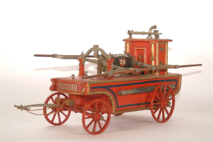1847 Gooseneck Pumper