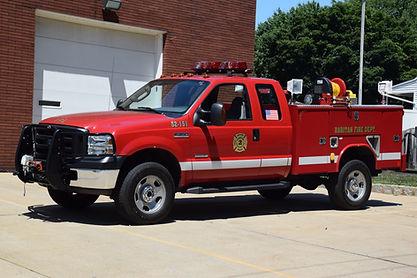2007 Ford F-350 Utility Truck.JPG