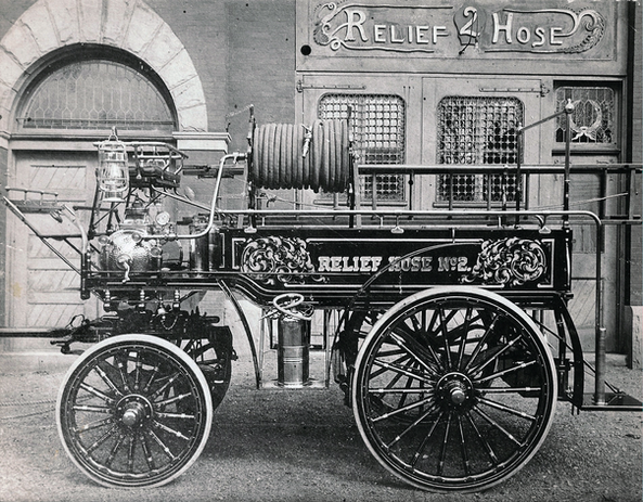 1904 Holloway Combination Chemical Engine