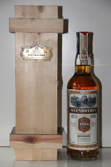 Glenrothes 1996 Anniversary Bottling 51,7%