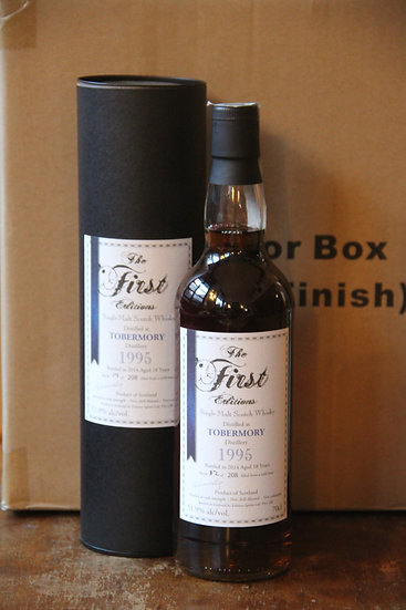 FIRST EDITIONS TOBERMORY 1995/2014 51,9° REFILL SHERRY BUTT