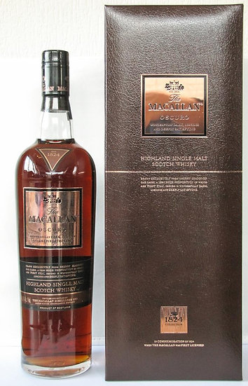 MACALLAN OSCURO OLD PACKAGING 46,5%
