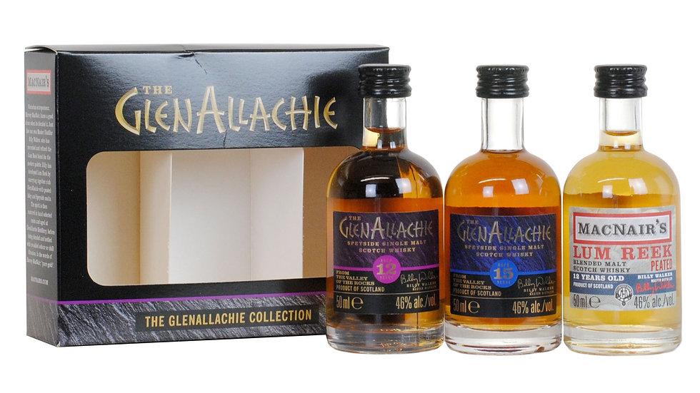 The GlenAllachie set