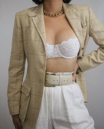 Vintage Ralph Lauren Silk Blazer