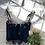 Thumbnail: Victoria's Secret Noir Embroidered Lace Bustier